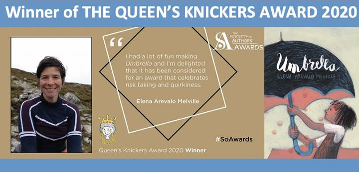 Queens Knickers Award